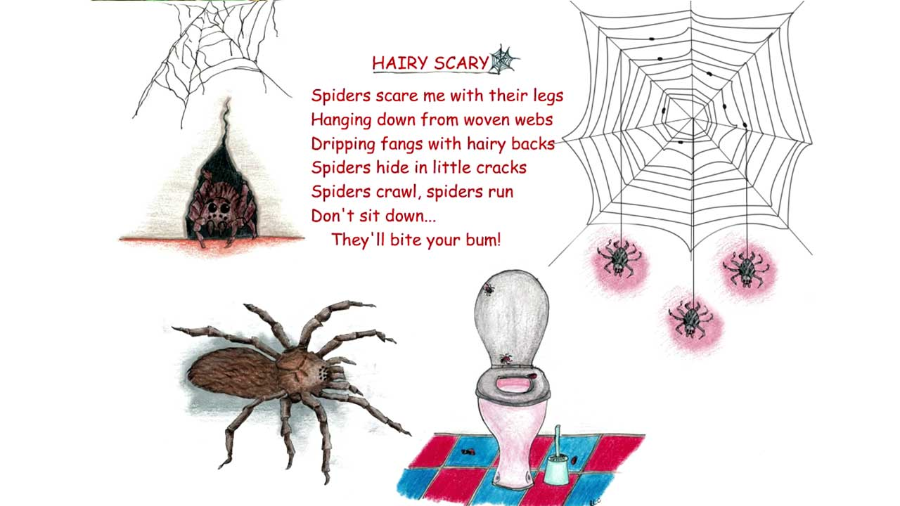 Hairy Scary