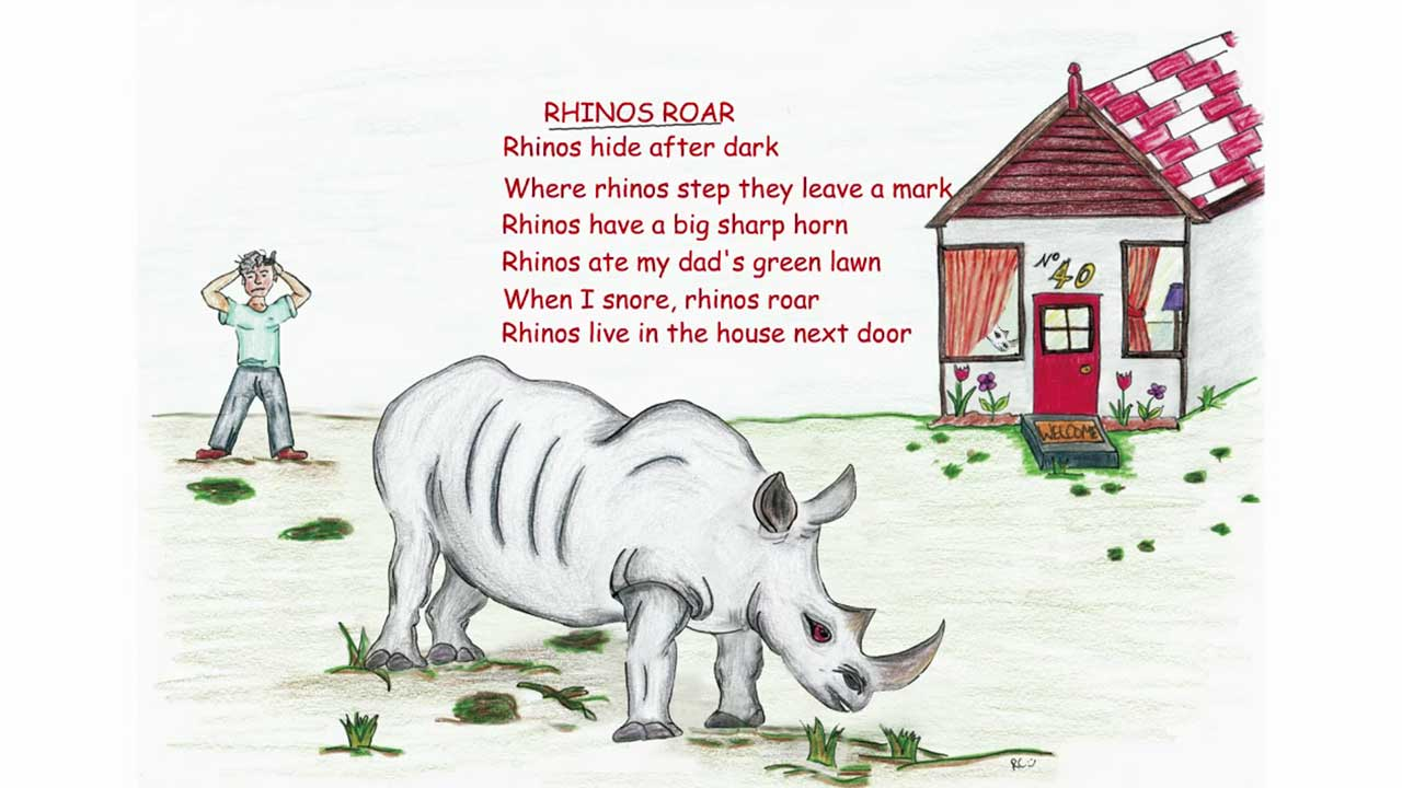Rhinos Roar